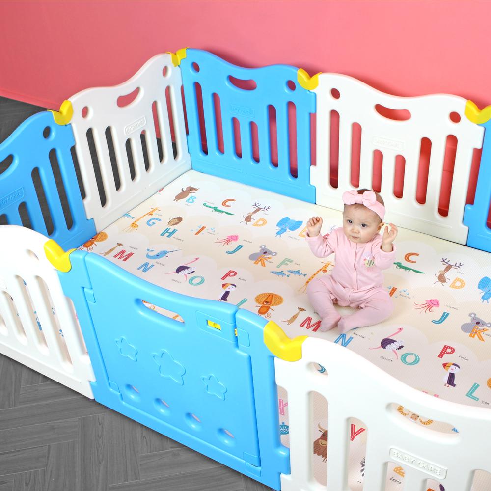 Baby Playpen Costco Astonishing Pressure Mounted Baby
