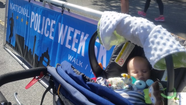 Out With Baby — 5K Races in the DC Area