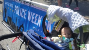 Getting Out of The House With Baby — 5K Race
