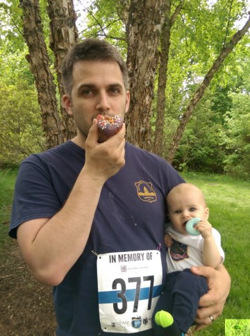 Spring 5K races provide a great opportunity to get out of the house with your little one. They are a fun way to get some fresh air and exercise.