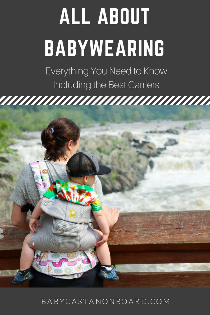 The benefits of babywearing and best carriers for all situations including wraps, structured carriers, hiking backpacks, ring slings and more.