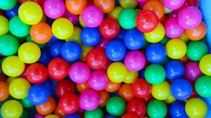 Do it Yourself (DIY) Baby Ball Pit