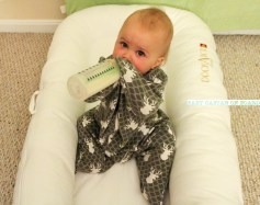 Zipadee Zip featured by popular DC mommy blogger, Baby Castan On Board