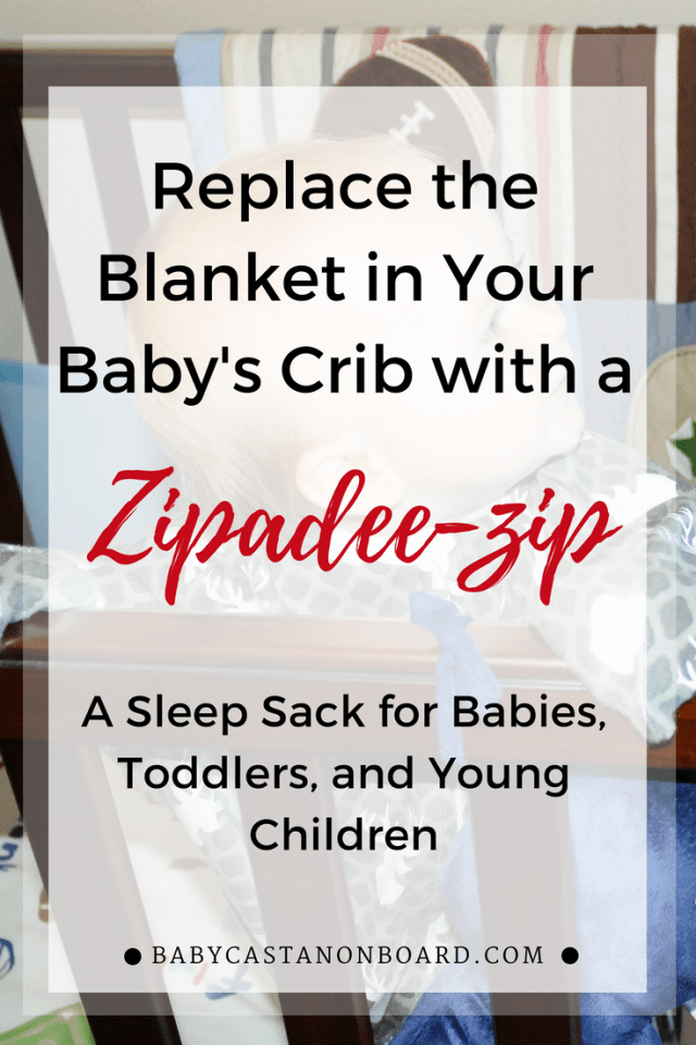 The Zipadee-zip is a baby swaddle transition option and baby toddler sleep sack by Sleeping Baby. It is the perfect alternative to using a blanket in your baby or toddler's crib.