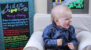 Happy 14 Months: Aiden's Monthly Update