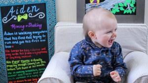 Happy 14 Months: Aiden's Monthly Update