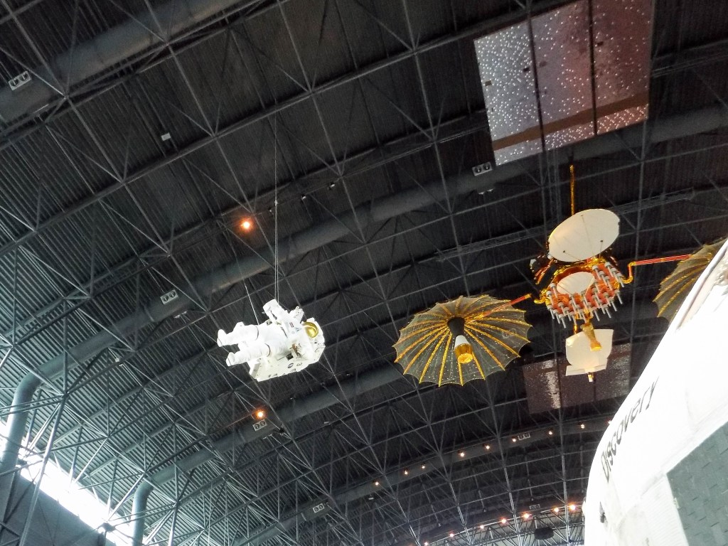 Things To Do With Baby: Udvar-Hazy Air & Space Center