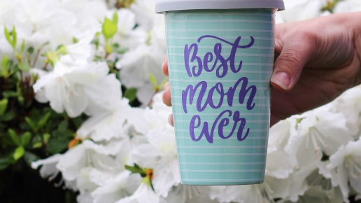 Mother's Day Gift Ideas for the Toddler Mom