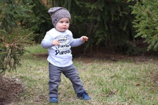 I am sharing another small shop for babies and toddler clothes that I love called Hip Mingo. Everything about Hip Mingo is just fun and unique.