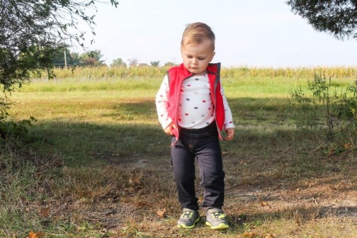 [ad] recently stocked up on baby boys clothes from Carter's that are perfect for fall. This post includes details on Carter's Win Everyday Sweepstakes!