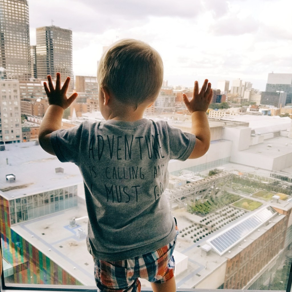 Montreal with a toddler-room-with-a-view-babycastanonboard.com