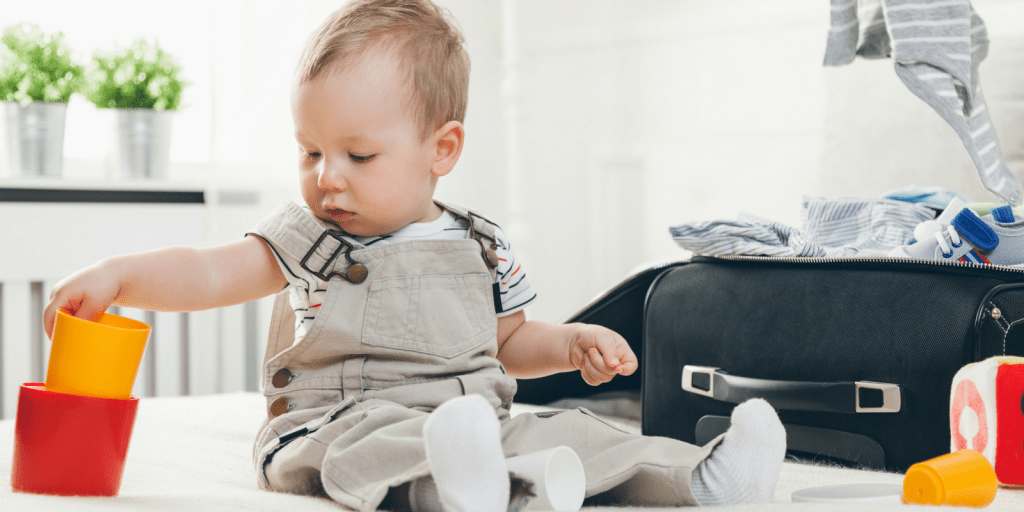 Tips for Packing a Toddler's Suitcase for Vacation