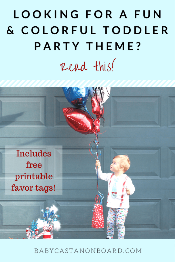 Dr. Seuss Themed Birthday Party_pin