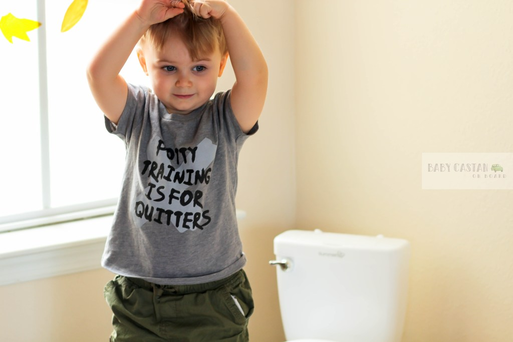 Potty Training Before Two