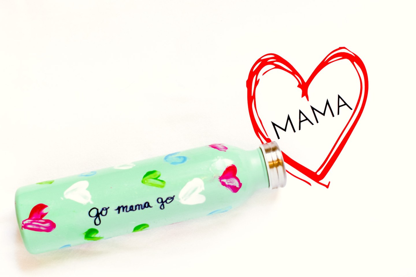 Easy Valentines Day Craft by top US mommy blog, Baby Castan on Board