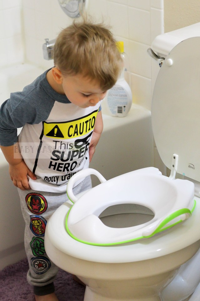 Potty Training Guide by Popular DC Mommy Blogger Baby Castan on Board