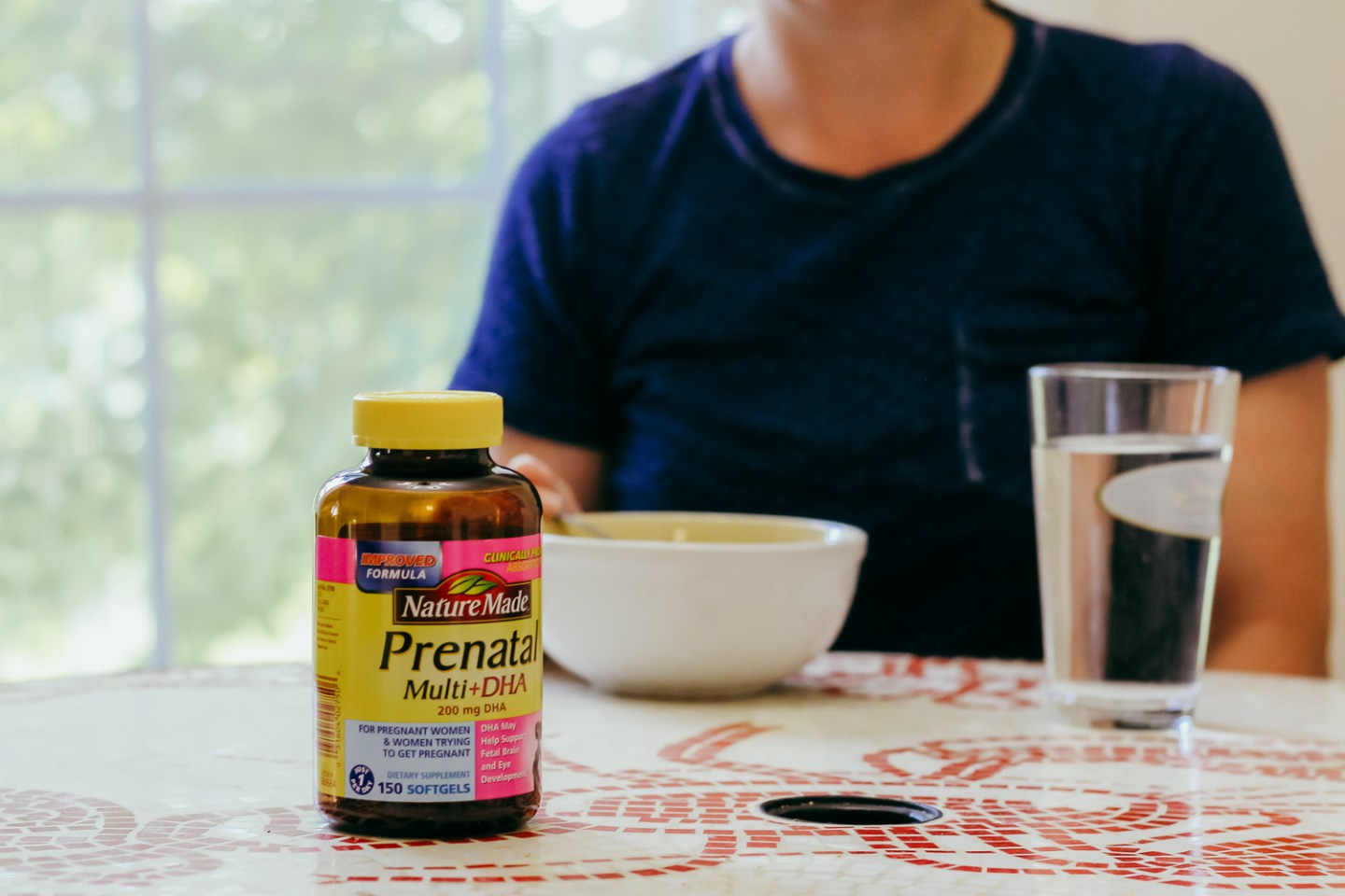 Preparing for Pregnancy With Nature Made Prenatal®Vitamins