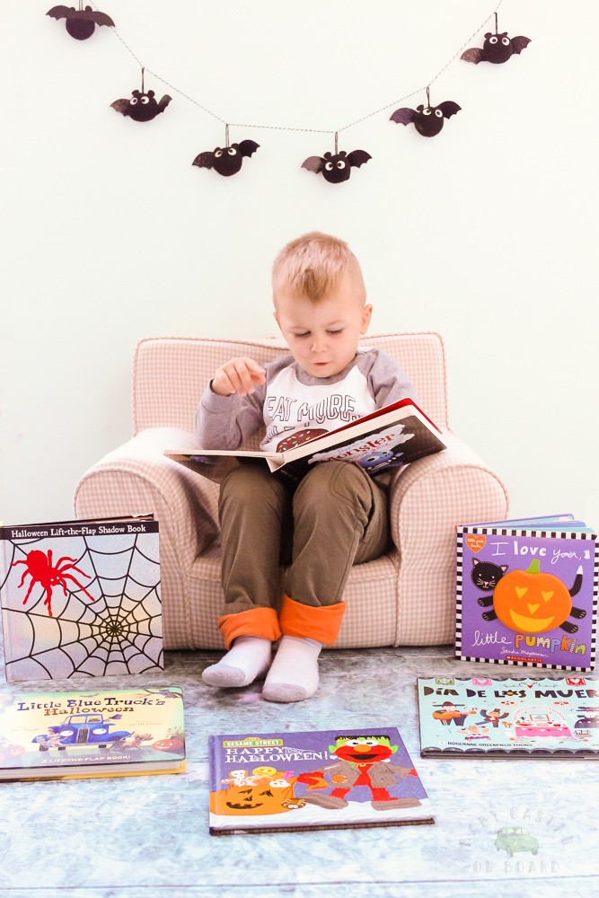 Seven Spooky Books: The Best Halloween Books for Toddlers