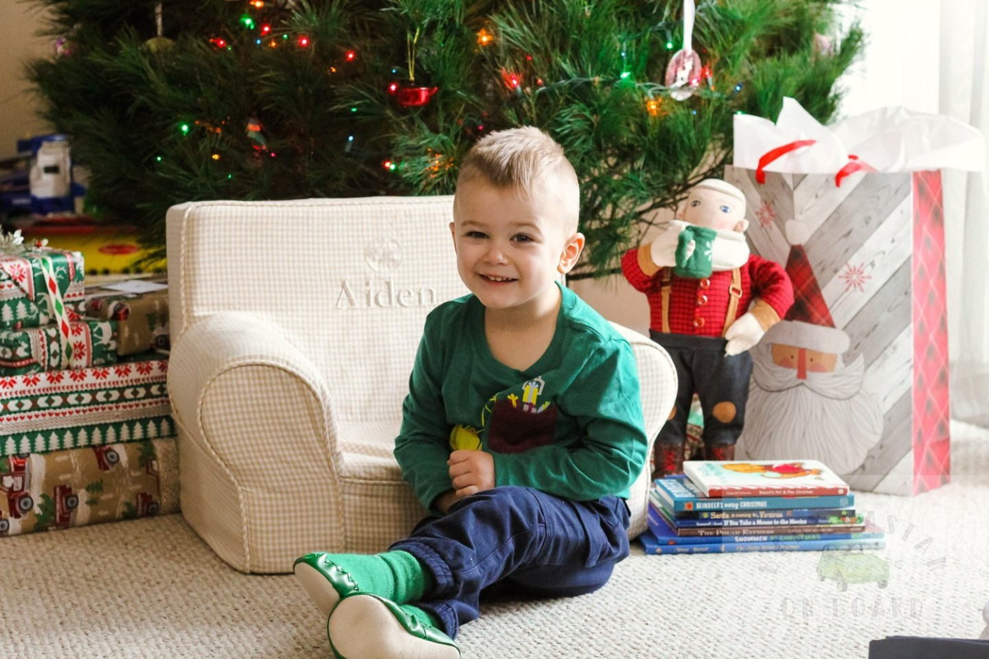 Our Favorite Christmas Books for Toddlers