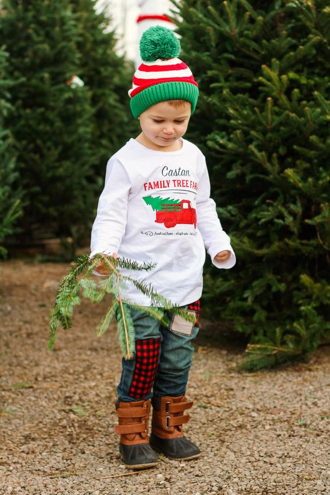 CSD Christmas Tree Farm_looking down