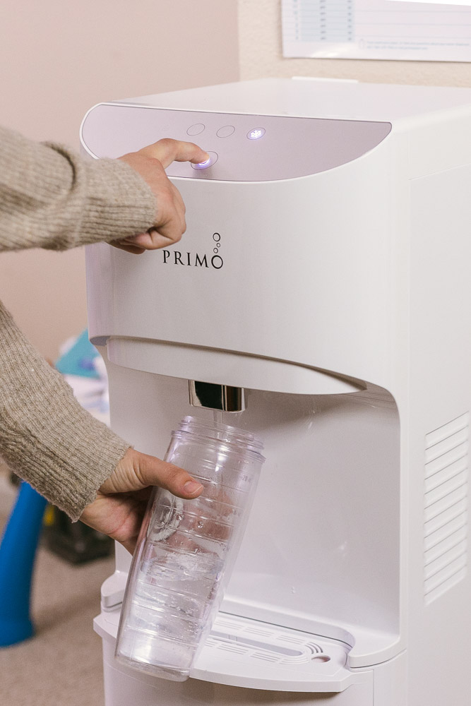 Water Dispenser featured by top US mommy blog Baby Castan On Board