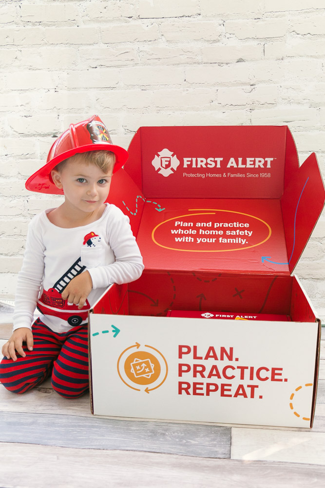 How to Create a Family Emergency Escape Plan featured by top US lifestyle blog, Baby Castan on Board