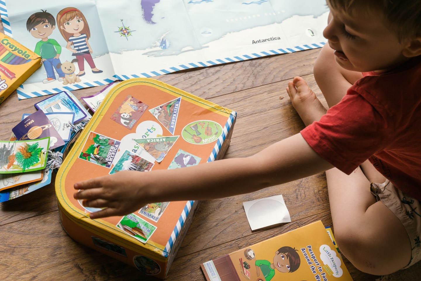 Little Passports: The Perfect At Home Activities for Kids