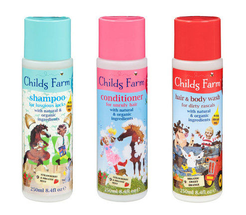 Childs Farm Toiletries Babyccino Kids Daily Tips Childrens Products Craft Ideas Recipes Amp More
