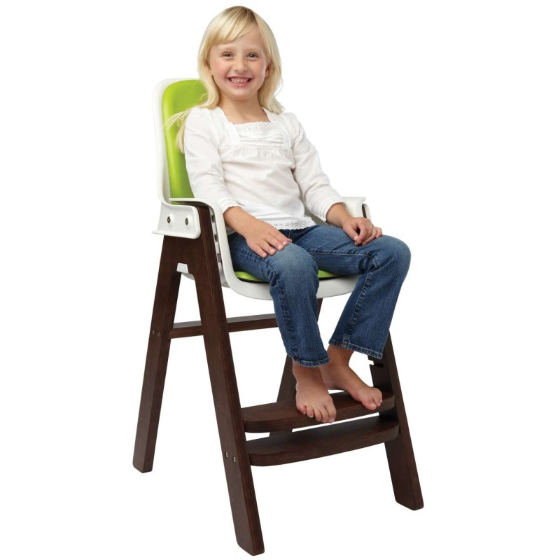 oxo tot sprout chair plastic outdoor rocking chairs green walnut