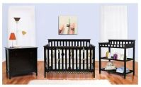 BSF Baby  Grace 4-in-1 Crib, Changing Table and Clothing ...