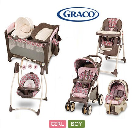 graco high chair coupon folds out into bed *ended* win a baby bundle ($560 value)! | coupons and stuff