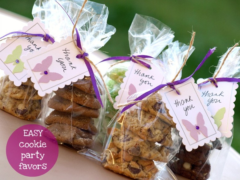 Baby Shower Cookies Favors ~ The hostess hat baby shower favors many hats of a mom