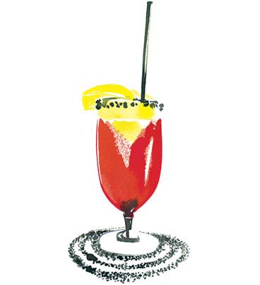 St Regis Deer Valley Bloody Mary Recipe