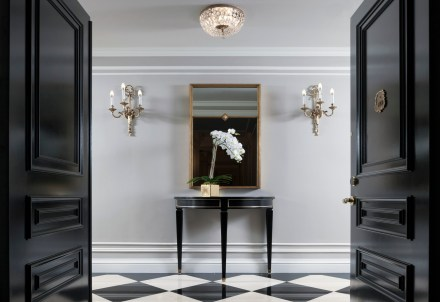 St. Regis New York-Grand Suite Entrance