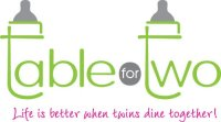Table For Two Twin Baby Feeding System Review - BabyDashCo ...