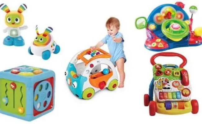 Selected Baby And Toddler Toys In Tesco Half Price Sale