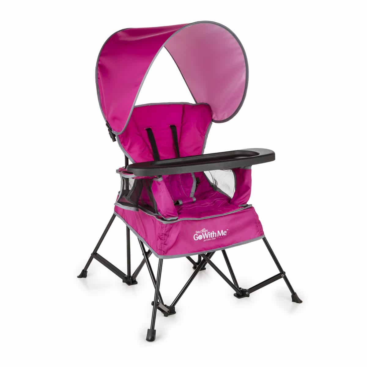 baby camp chair wheelchair zumba dvd go with me pink delight inc