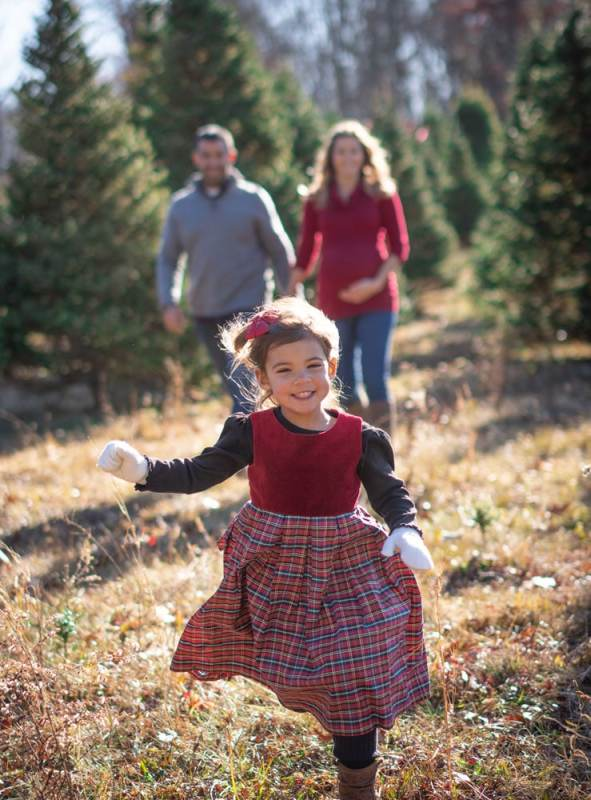 Juggling the Holidays with Children