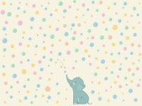 Baby Patterns Wallpaper