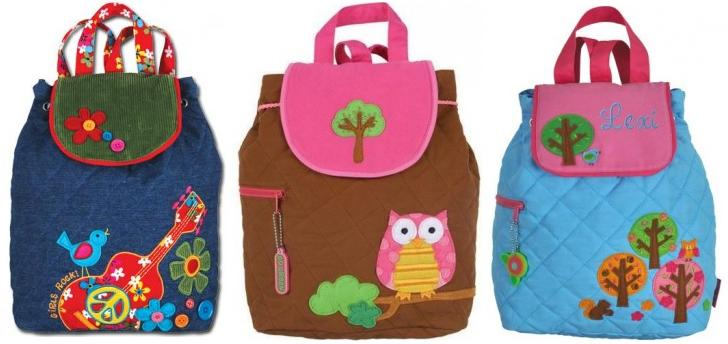 personalized kids backpacks from