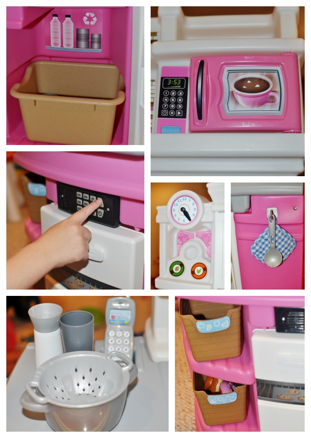 Step2s Lil Chefs Gourmet Kitchen  Baby Dickey review