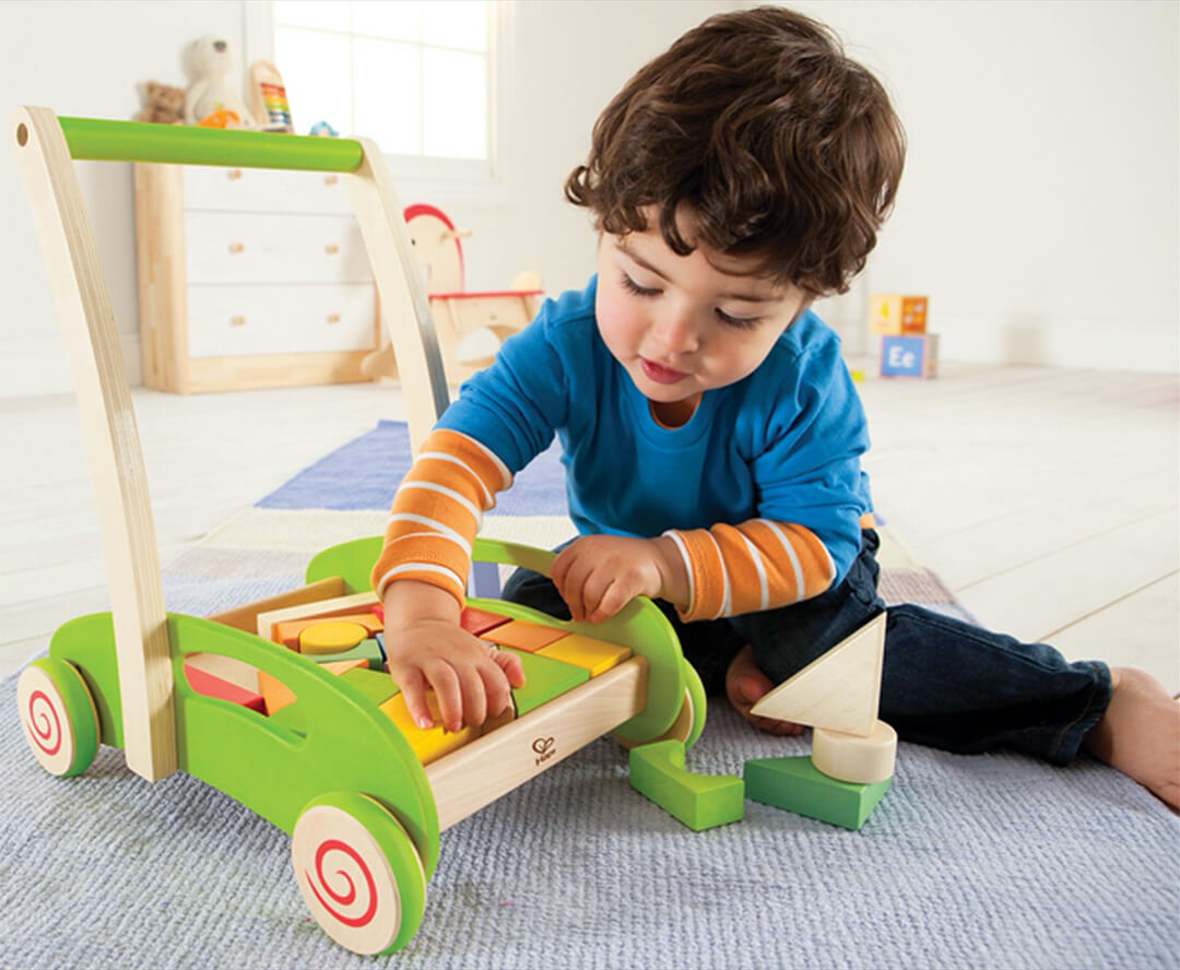 9 Best Baby Push Walker To Help Your Child Learn To Walk