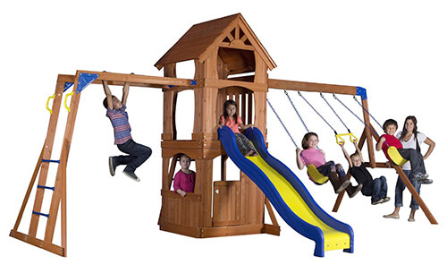 top-rated-metal-swing-sets