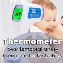 best-temporal-artery-thermometer-for-babies
