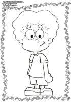 Das Kleine Ich Bin Ich Malvorlage   Kinder Ausmalbilder