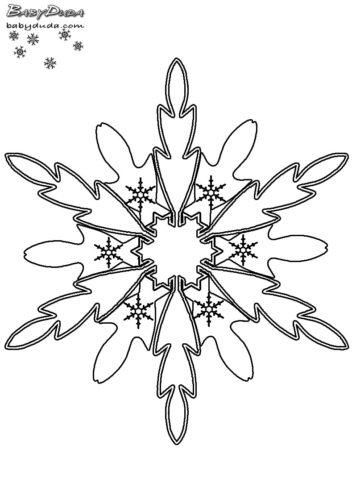 Winterbilder Mandala Schneeflocken Amp Weihnachtsbaum