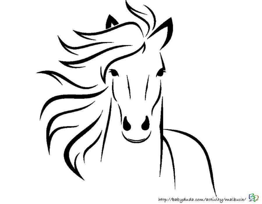 Pferde Malvorlagen Zum Ausmalen My Blog