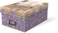 Punch Studio E7 Everyday Decorative Photo Storage Boxes ...