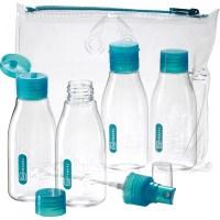 Go Travel Cabin Approved Travel Bottle Set Handy ...