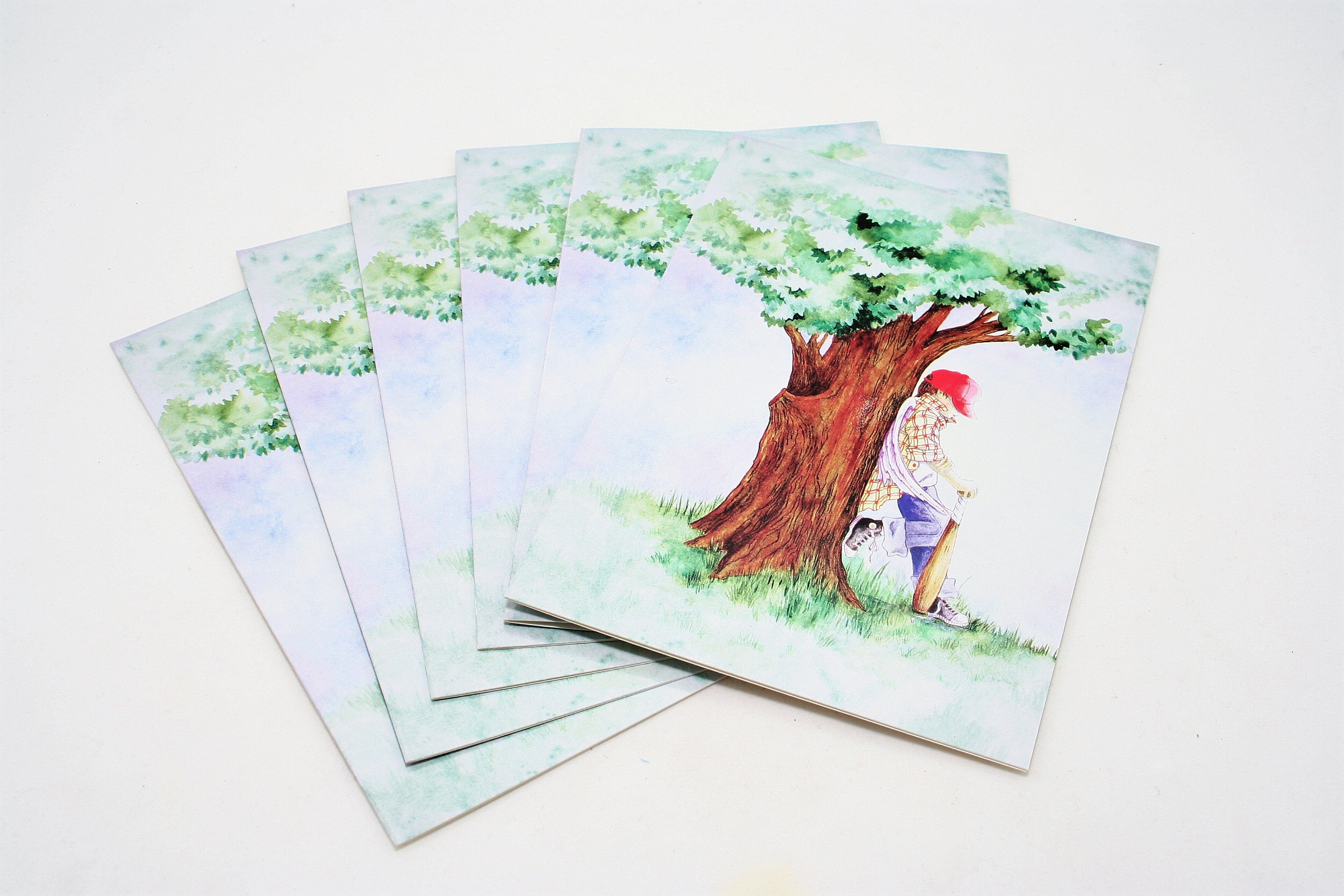 AngelStar Bryanna Leigh 57 In Greeting Cards 6ct